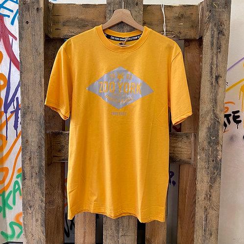 Zoo York t-shirt reflective yellow
