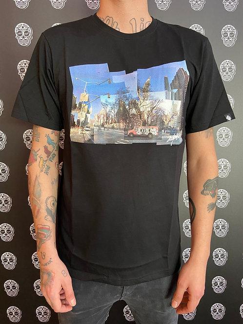 Zoo York t-shirt madison black