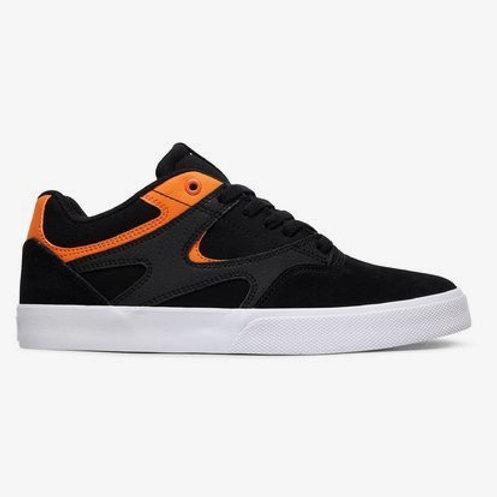 DC shoes kalis vulc black/orange