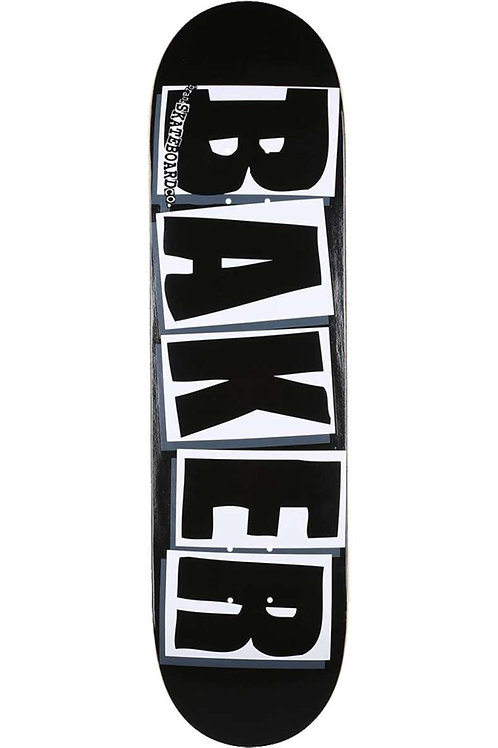 Baker logo black classic o.g. shape