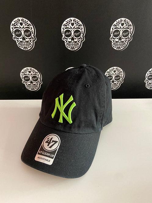 47' brand cap newyork yankees green/black