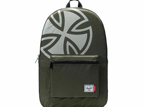 Independent x Herschel packable daypack