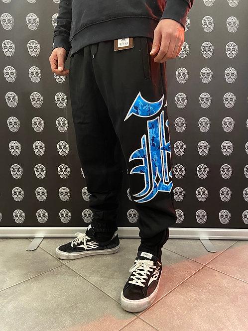Kali King tuta black/blue