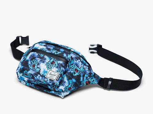 Santa Cruz x Herschel seventeen hip tie dye/screaming han