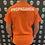 Thumbnail: Propaganda orange logo tee