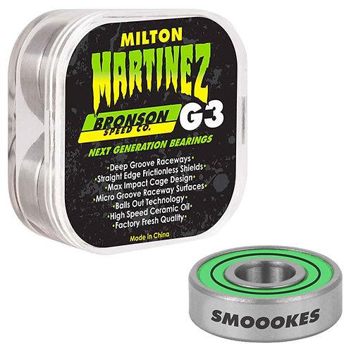 Bronson speed&co bearings millionmartinez pro model