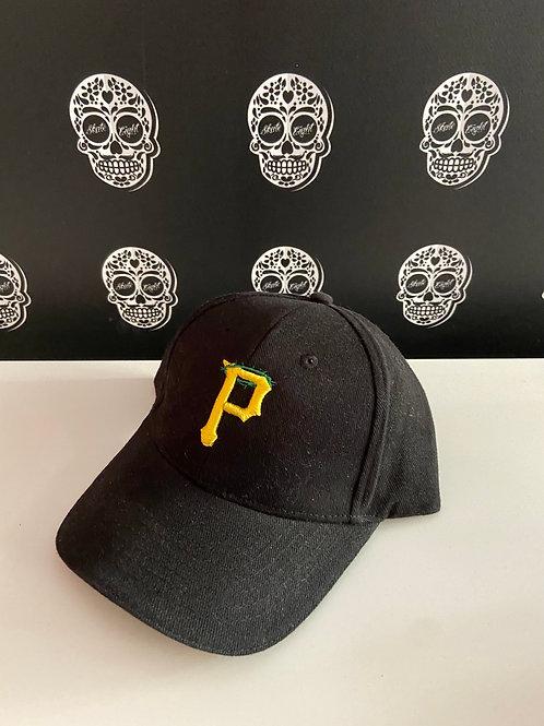 Propaganda cap P yellow