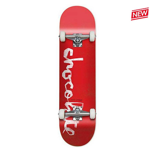 "Chocolate skateboards Kenny Anderson 8"""