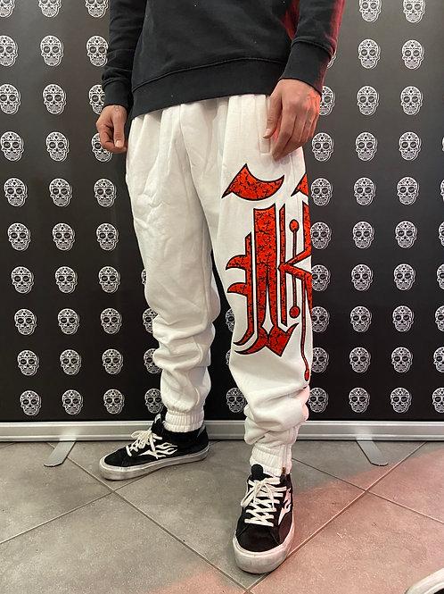 Kali King tuta white/red