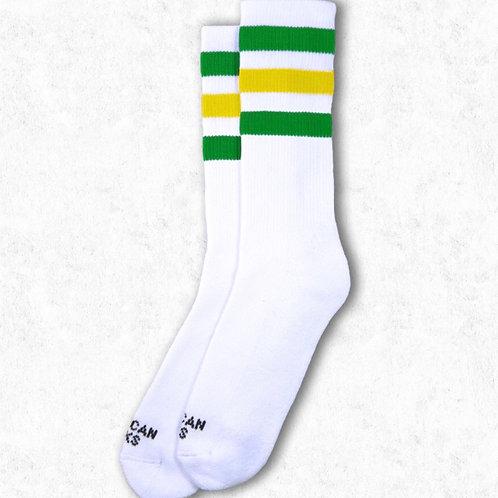 American socks mid-high stranger things