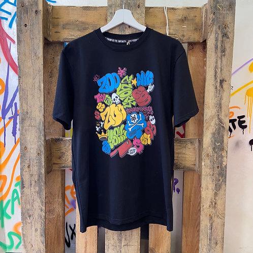 Zoo York t-shirt graffiti
