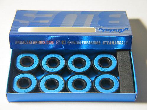 Andale skate Bearings blue