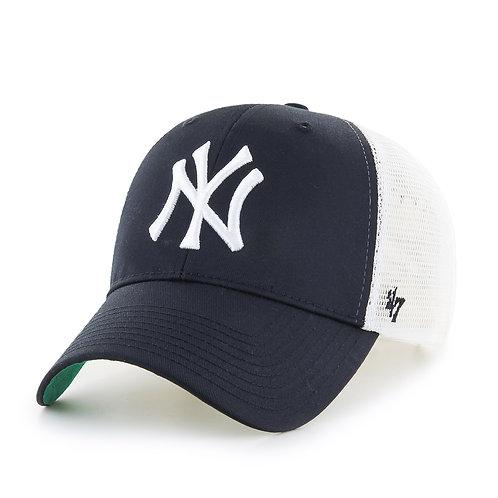 47 brand new york cap trucker