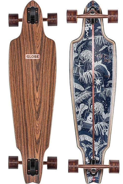 """Globe prowler classic 38"""" longboard rosewood/copper"""