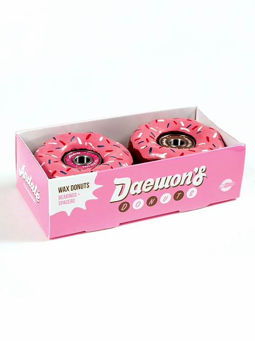 Andale bearings Daewon's pro model donut