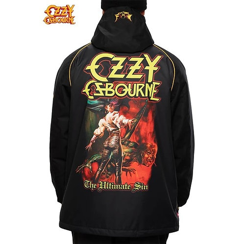 686xOzzy Osbourne limited edition insulated jacket