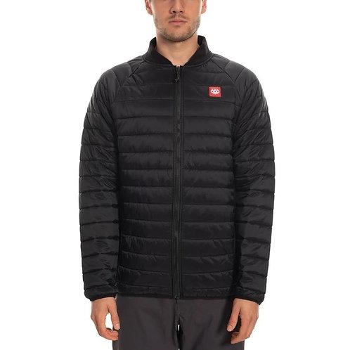 686 thermal puff jacket black