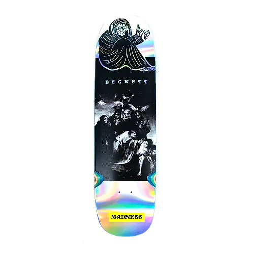 Madness deck sam spell buond beckett 8.75""