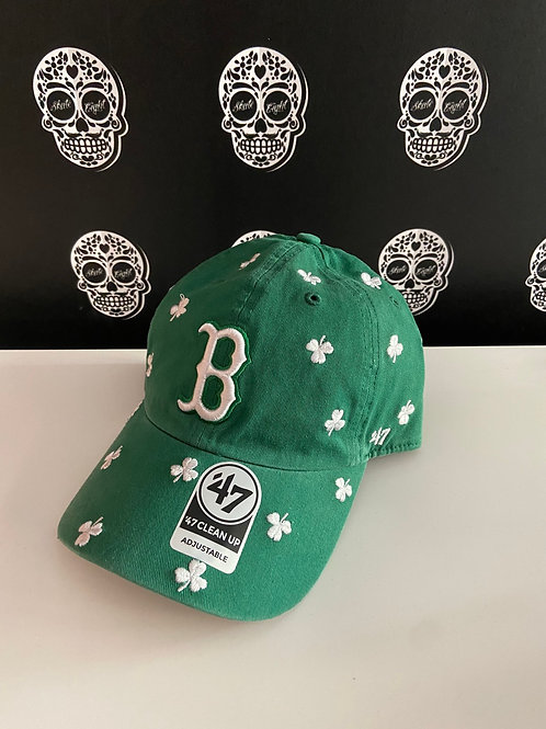 47' brand cap boston celtics irish edition