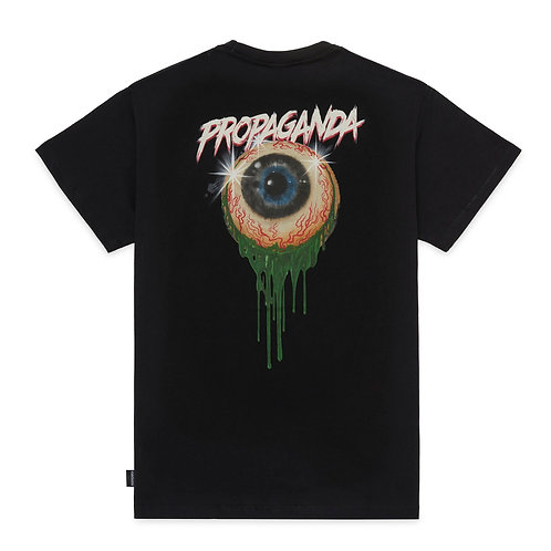 Propaganda eye tee black