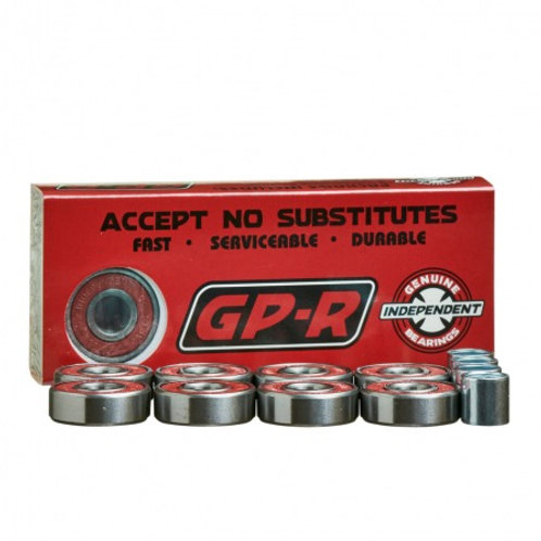 Independent Genuine Parts Bearing GP-B red