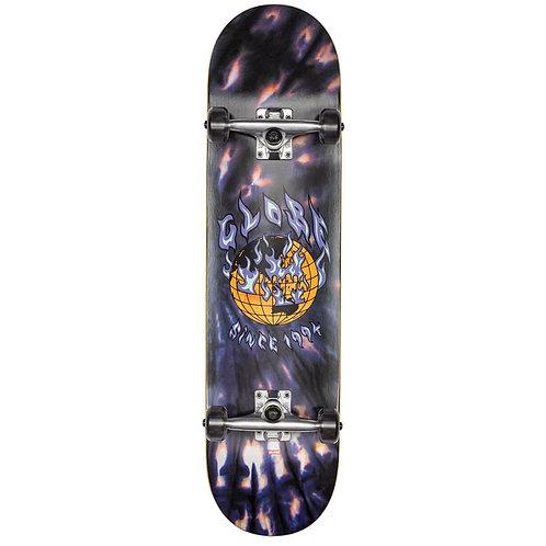 "Globe skateboards ablaze 8"""