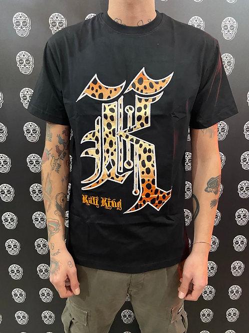 Kali king t-shirt K animal