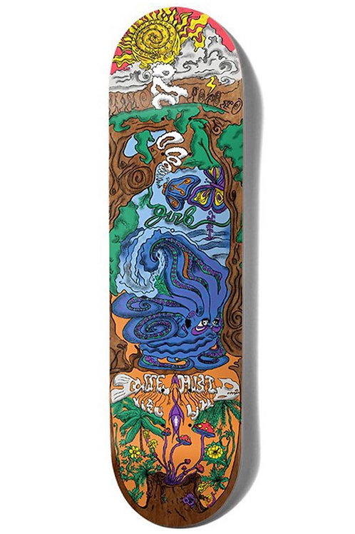 "Girl skateboard simon bannerot 8,25""x31,75"""