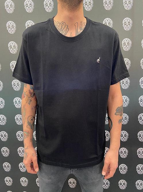 Staple black logo t-shirt