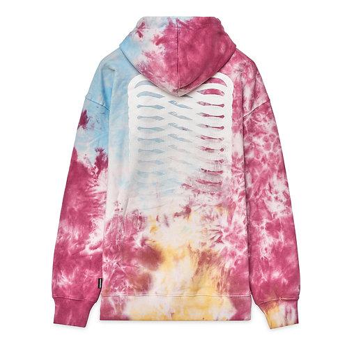 Propaganda ribbs tie dye hoodie SS21