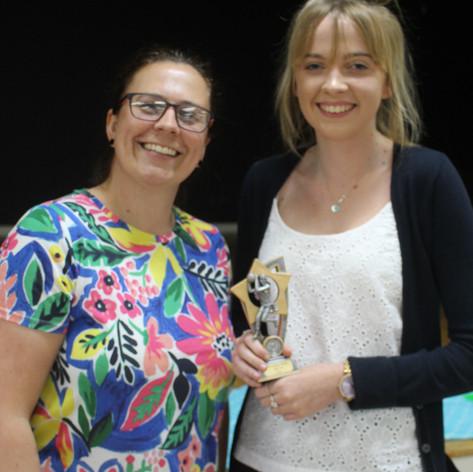 Award winner Emma