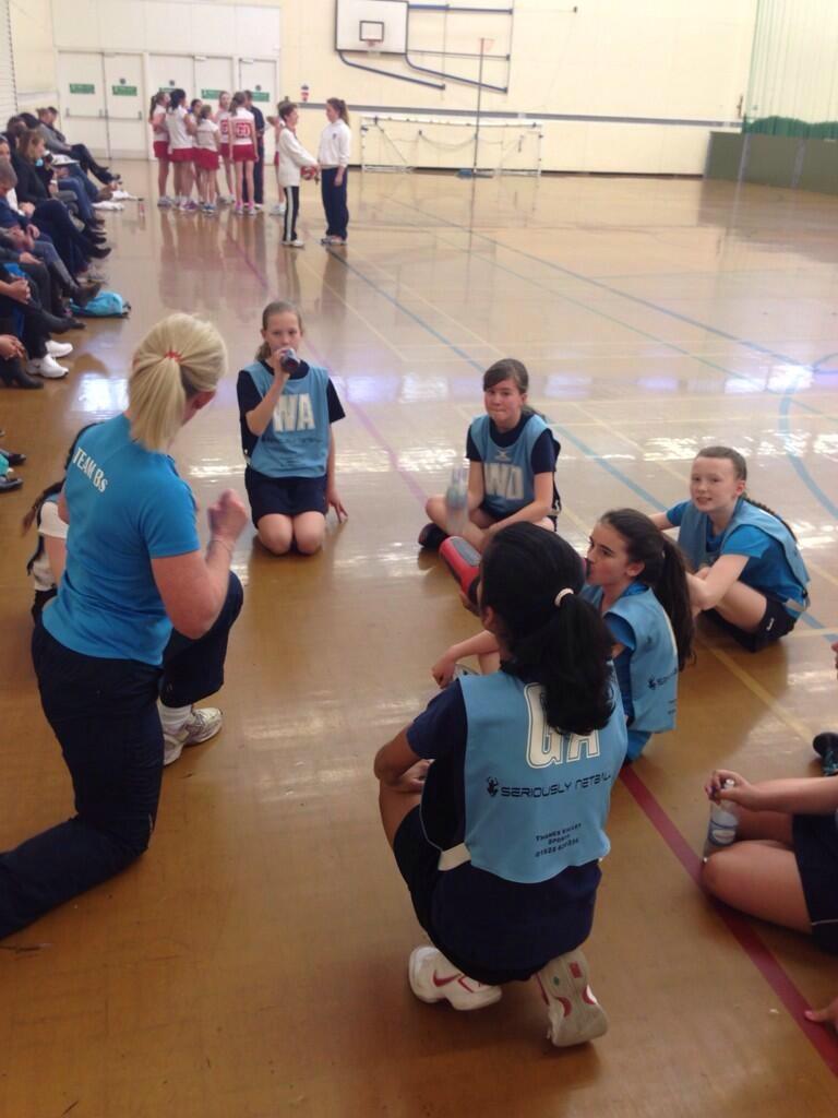 U12 Team Talk 2013/14