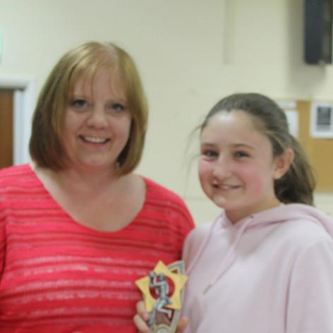 Award winner Sophie
