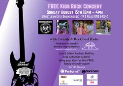 Kids Rock Flyer 2021