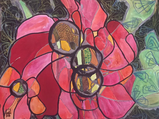 Dans le ventre des fleurs - In the Flowers'Belly
