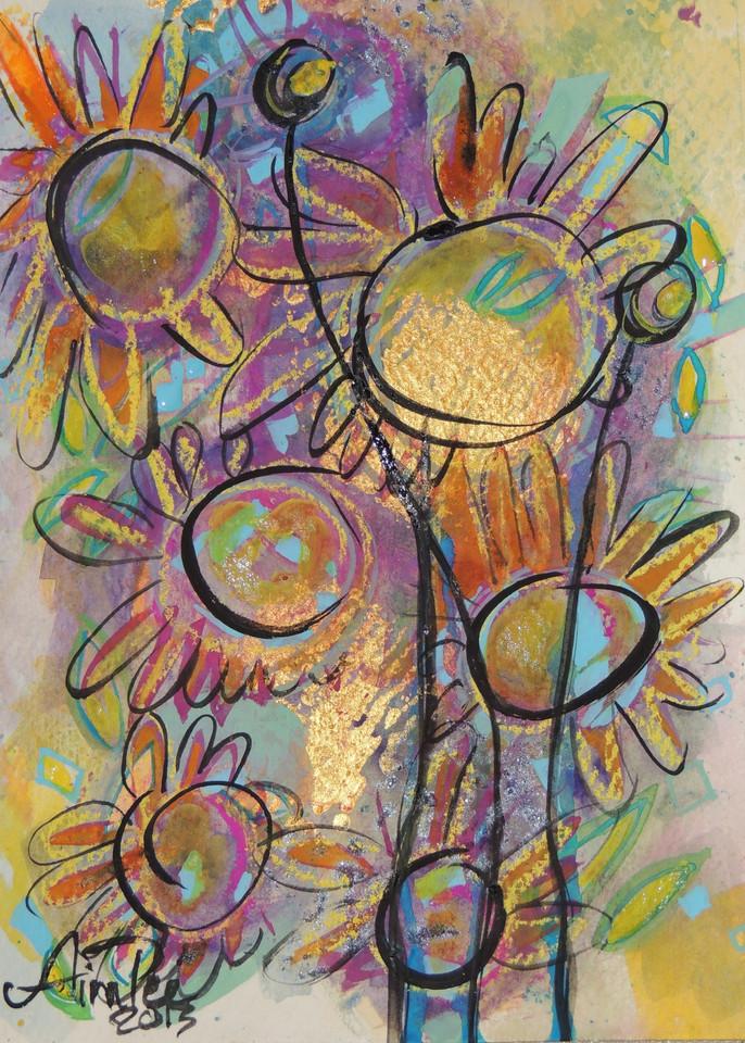 Bulles fleuries - Flowered Bubbles