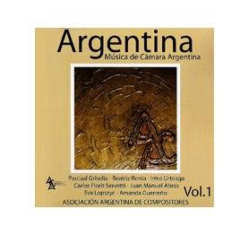 Argentina - Música de Cámara Vol. 1