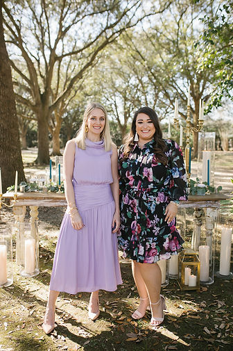 Lauren Barbalich & Rachel Baron, owners