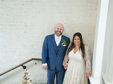 Rachel + Bret's New Orleans Wedding