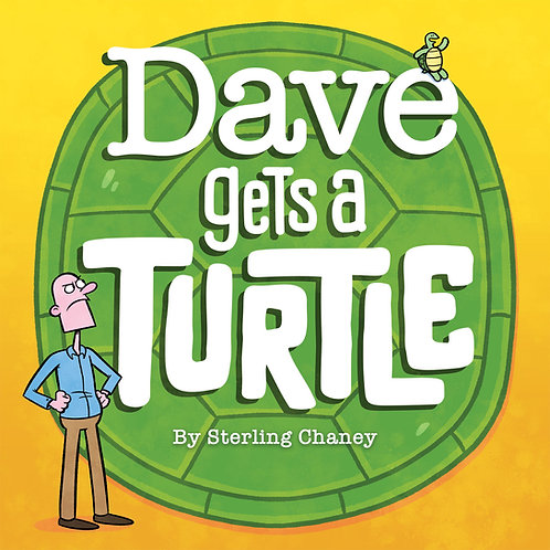 Dave Gets A Turtle