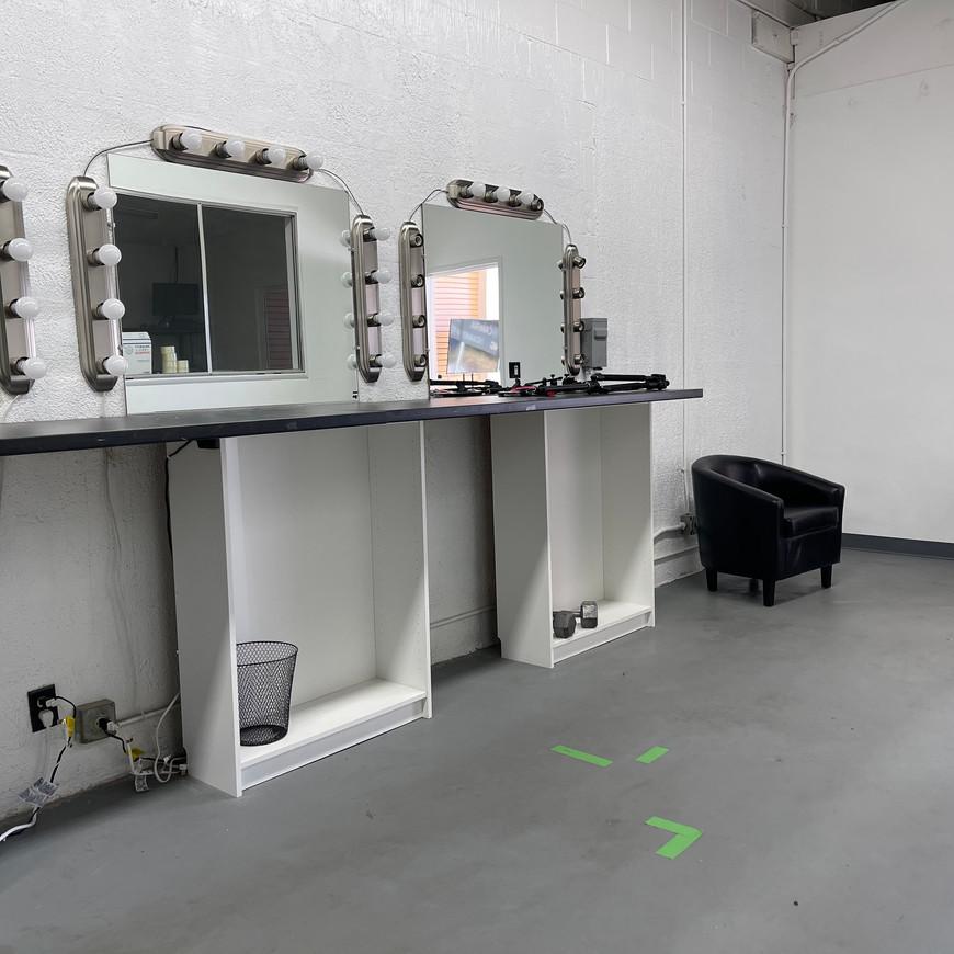 Makeup Area