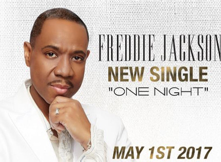 DJ CARMIE INTERVIEWS THE R&B LEGEND FREDDIE JACKSON