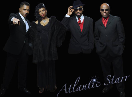 "DJ CARMIE INTERVIEWS THE LEGENDARY BAND/GROUP ""ATLANTIC STARR"""