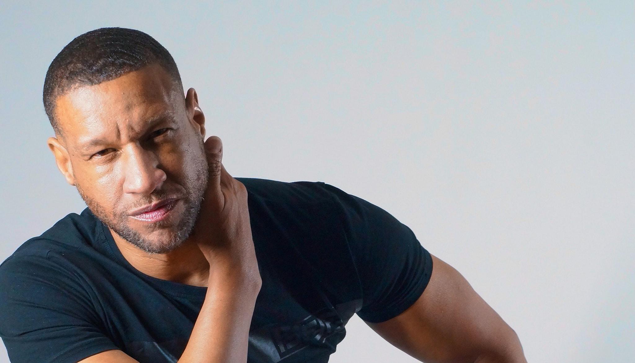DJ Carmie Interviews The Legendary R&B Singer Tony Terry