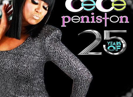 "DJ CARMIE INTERVIEWS R&B SINGER AND DANCE MUSIC ARTIST ""CECE PENISTON"""