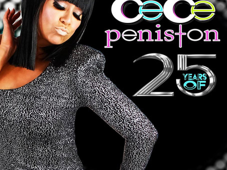 "DJ CARMIE INTERVIEWS R&B SINGER AND DANCE MUSIC ARTIST ""CECE PENISTON"""