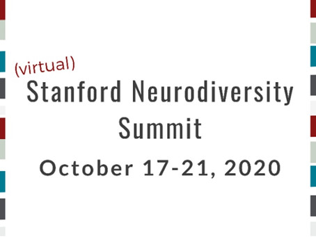 stanford neurodiversity summit !!!!