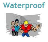 Waterproofing Basements Company Logo