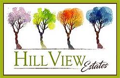 Hill View Estates Company Logo