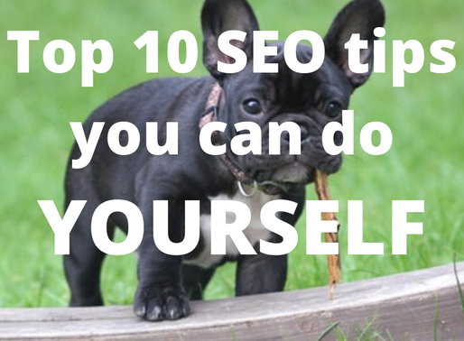 Top 10 Website SEO Tips You Can Do Yourself in 2020